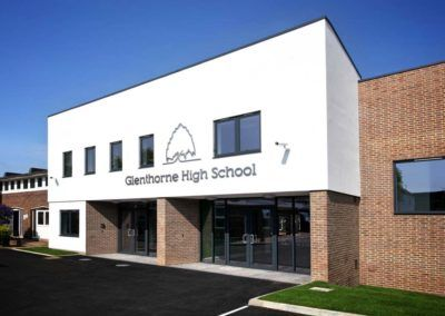 Glenthorne High School – The HUB; London Borough of Sutton