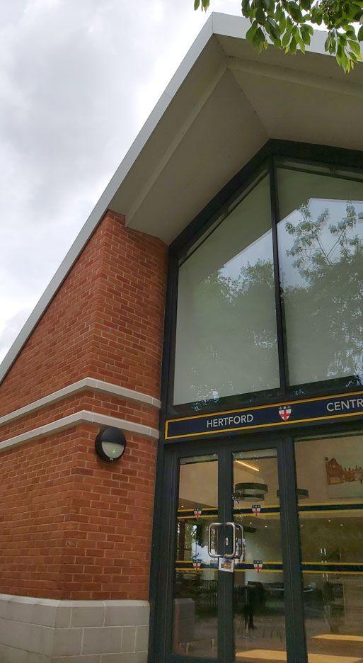 Christ's Hospital School VI Form Centre Horsham, West Sussex 1