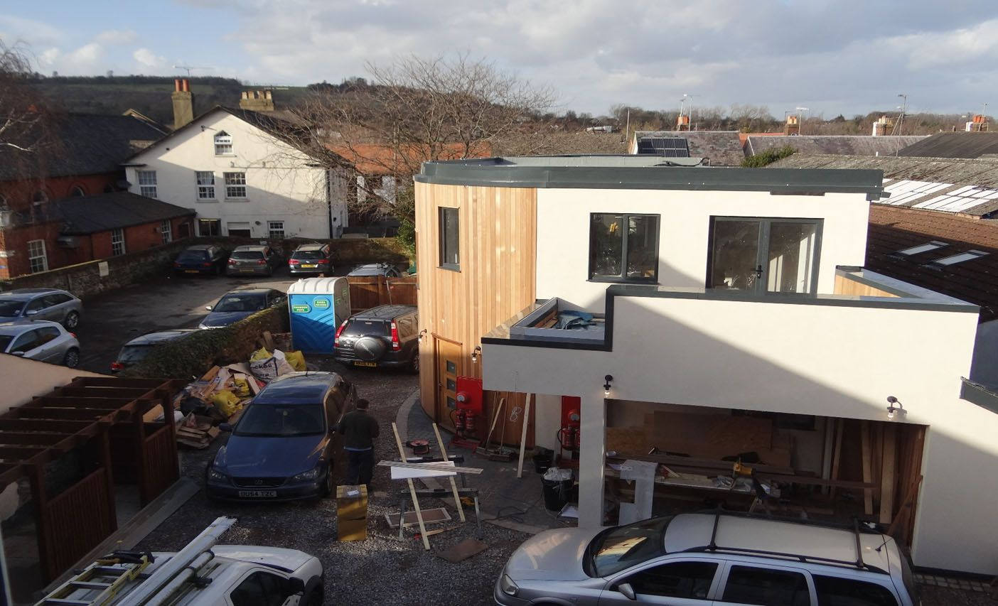 Property Development: Remodelling & New-Build Construction  West Street, Dorking, Surrey 3