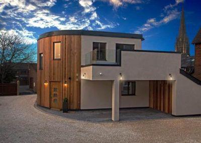 Property Development: Remodelling & New-Build Construction; West Street, Dorking, Surrey