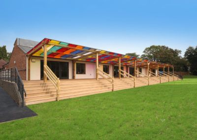 Wonersh & Shamley Green Primary School, New KS2 Classrooms; Shamley Green, Surrey
