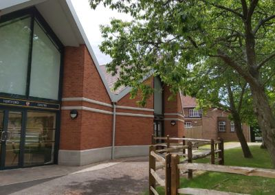Christ's Hospital School VI Form Centre Horsham; West Sussex