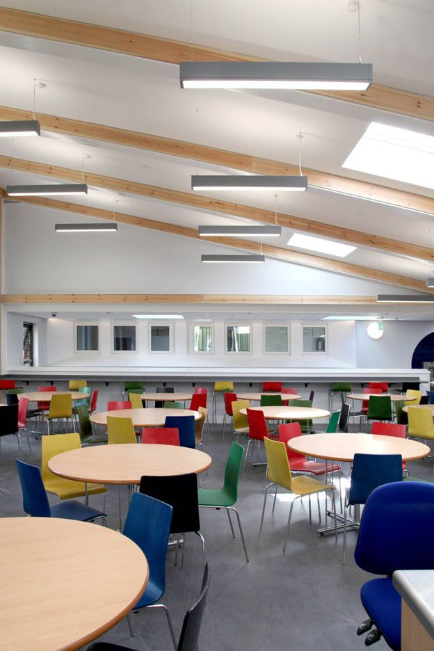 Glenthorne High School New Kitchen and Dining Facilities London Borough of Sutton 2