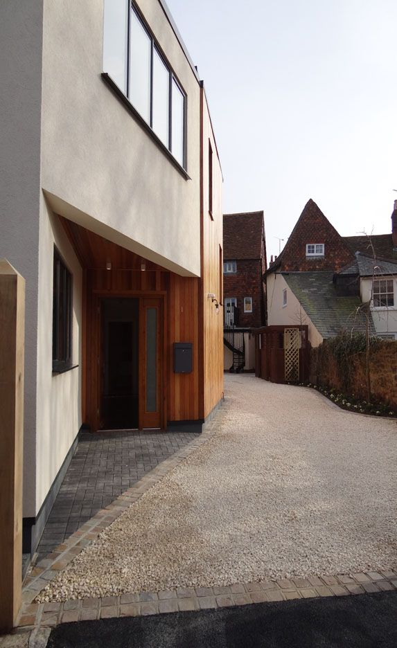 Property Development: Remodelling & New-Build Construction  West Street, Dorking, Surrey 5
