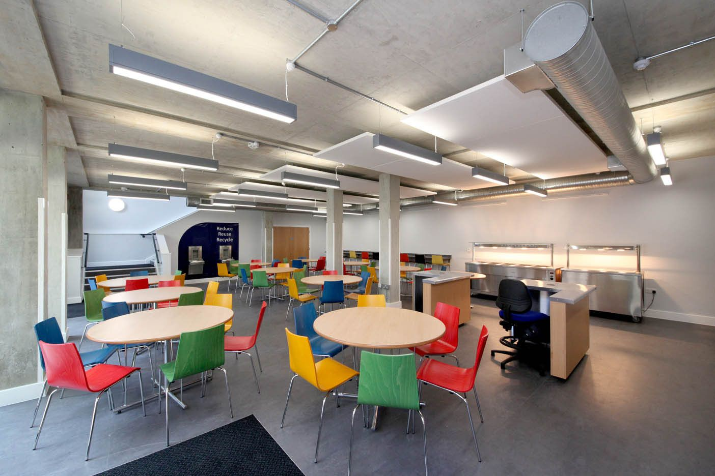 Glenthorne High School New Kitchen and Dining Facilities London Borough of Sutton 5