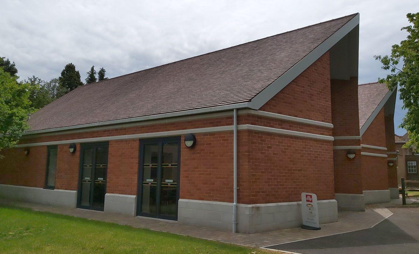 Christ's Hospital School VI Form Centre Horsham, West Sussex 6